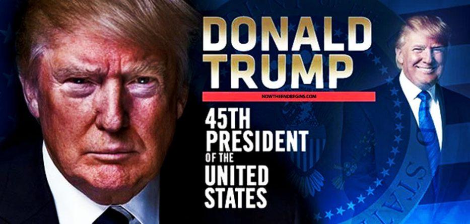 Presdient Trump On Travel Ban
