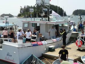 GOP Boat